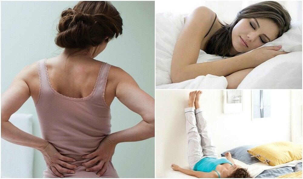 Strategien gegen Rückenschmerzen