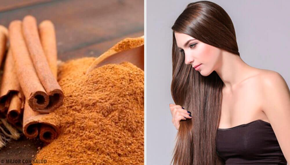 Haarpflege mit Zimt