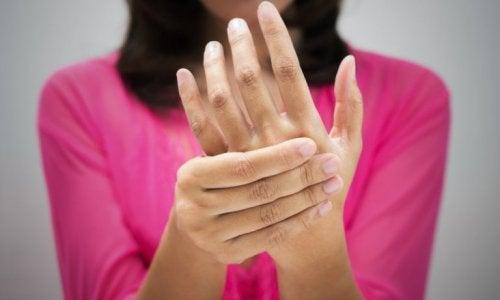 bessere Durchblutung der Hände erreichen