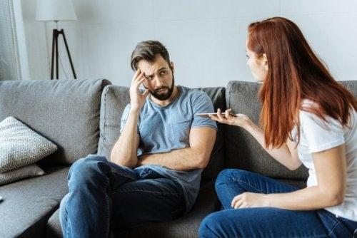 Liebt dich dein Partner oder nutzt er dich nur, um Liebe zu erhalten?