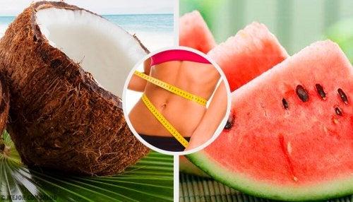 Welche Früchte haben eine fettverbrennende Wirkung?