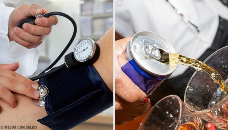 Getränke, die den Blutdruck erhöhen
