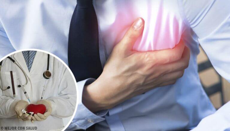 Herzstechen – Ursachen und Symptome