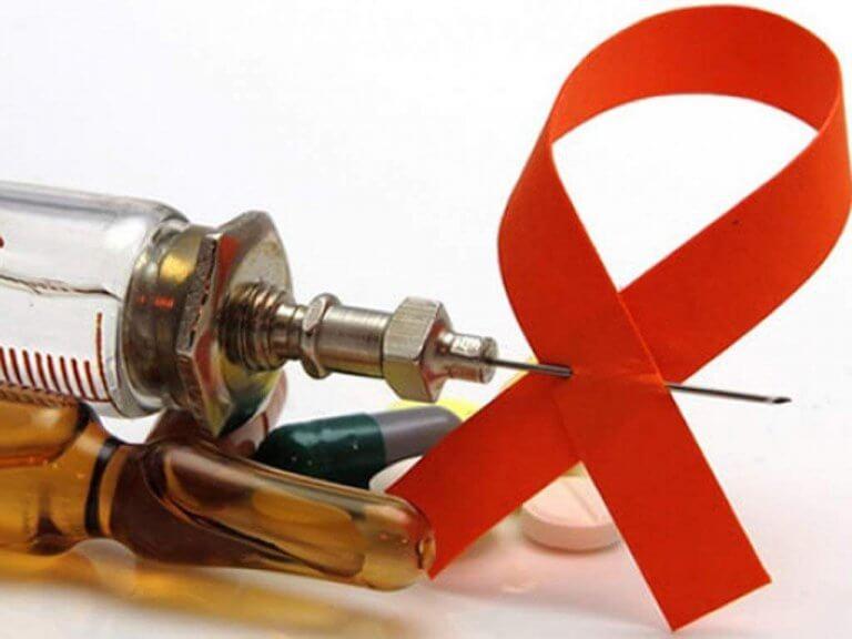 Impfung gegen HIV/AIDS in der Versuchsphase