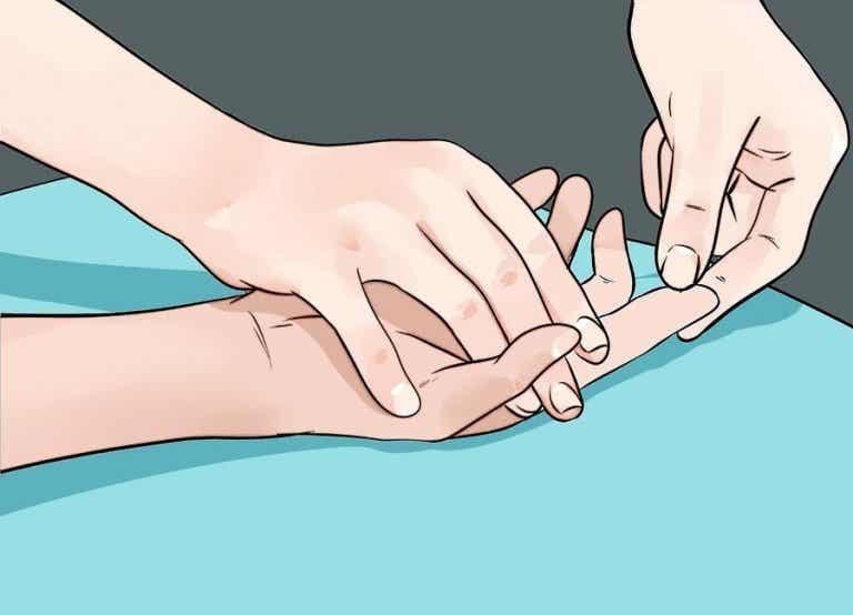 9 Gesundheitsprobleme, die an den Händen abzulesen sind