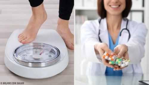 Werde immer dicker durch antidepressiva