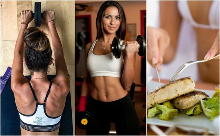 Mehr Muskelmasse, weniger Fett: 5 Schlüssel