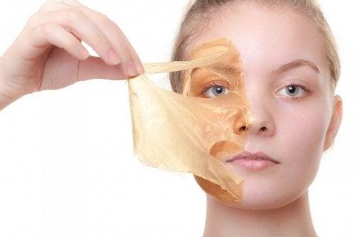 Masken mit Ei für schöne Haut