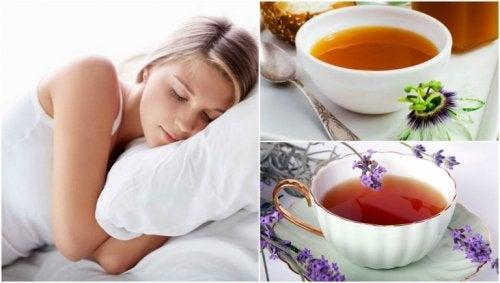 5 schlaffördernde Tees, die du einfach zubereiten kannst