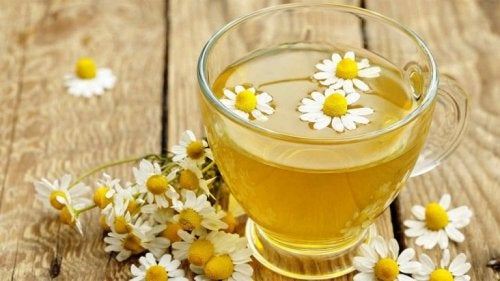 Schlaffördernde Tees: Kamille