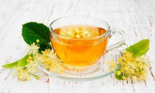Schlaffördernde Tees: Lindenblüte