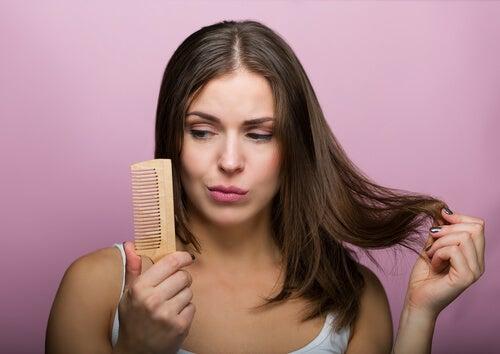 Hausgemachte Shampoos für fettiges Haar