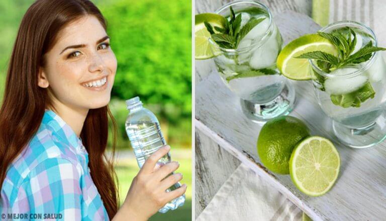7 einfache Tipps, um mehr Wasser zu trinken
