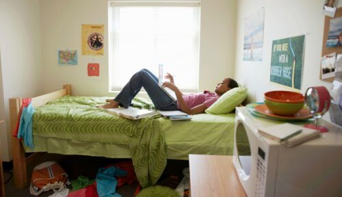gesundes Schlafzimmer braucht Ordnung!