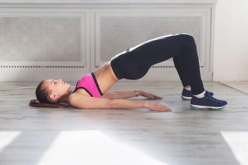 Übungen gegen eine hyperaktive Blase