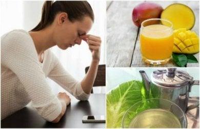 natürliche Stressreduzierung mit diesen 5 Hausmitteln
