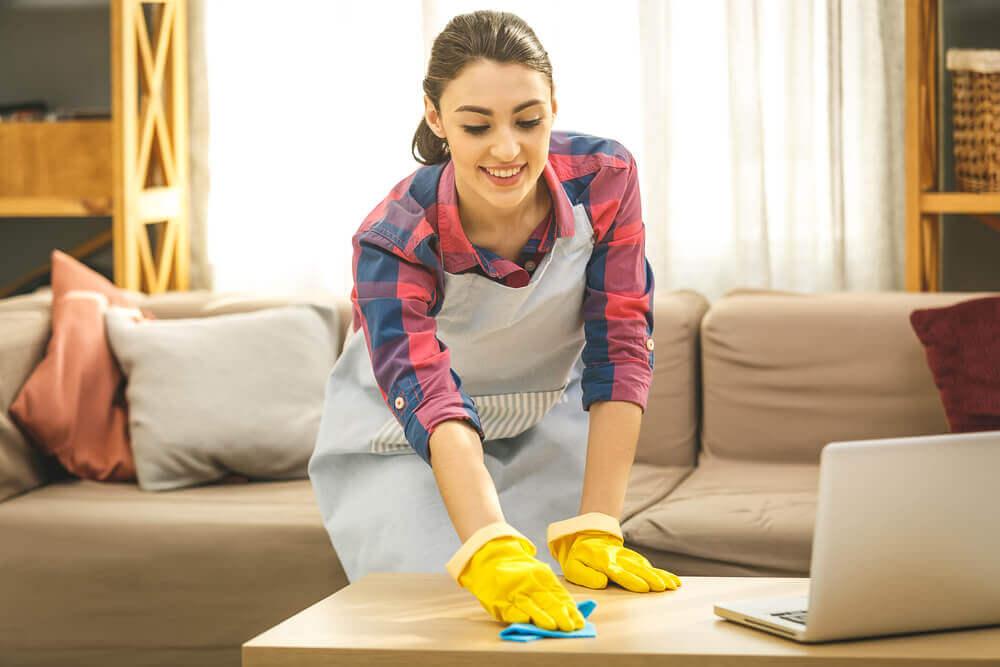 4 Putztipps für ein strahlend sauberes Zuhause
