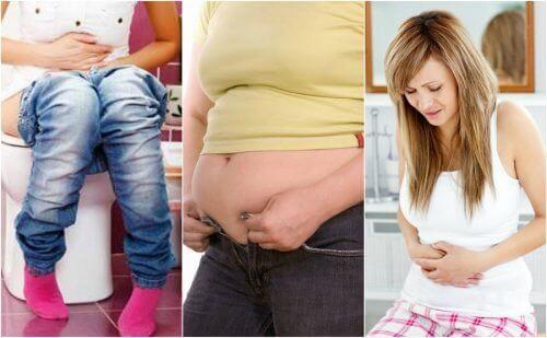5 Verdauungsstörungen die eine Gewichtszunahme verursachen
