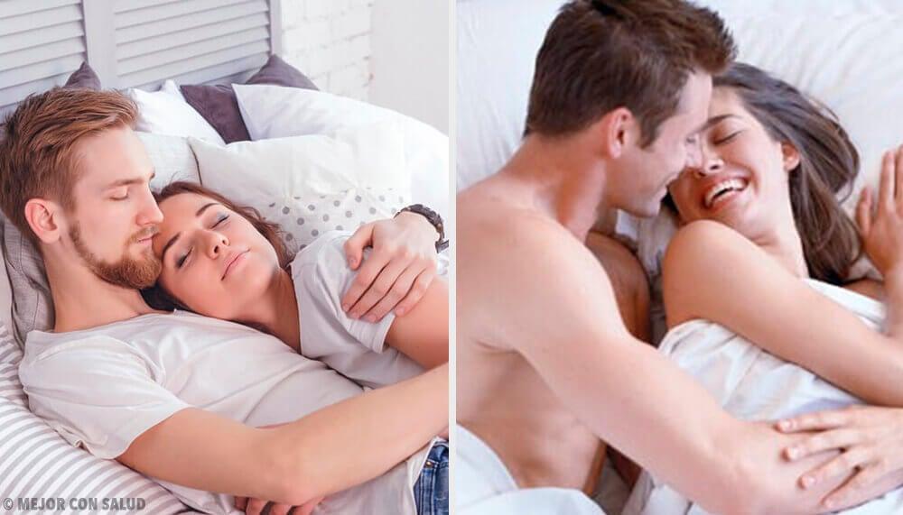 5 Dinge, die glückliche Paare vor dem Schlafengehen tun