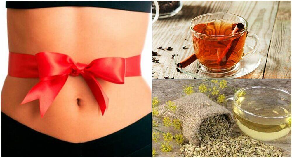 5 entzündungshemmende Mittel für deinen Magen