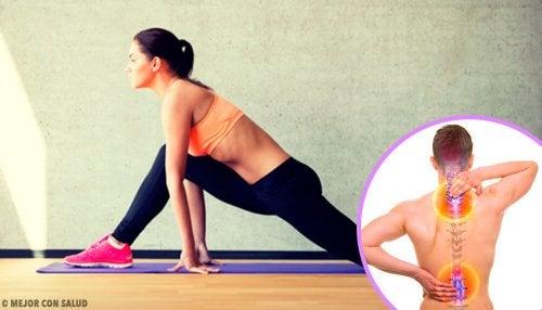 6 Übungen für einen definierten Rücken