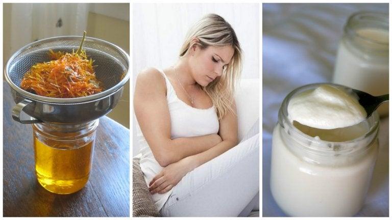 6 natürliche Heilmittel für bakterielle Vaginose