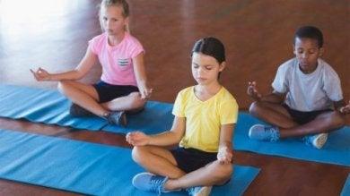 Achtsamkeit für Kinder und Jugendliche praktizieren.