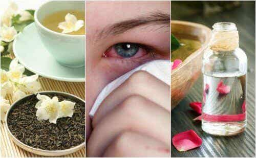 5 Naturheilmittel zur Behandlung von Augeninfektionen