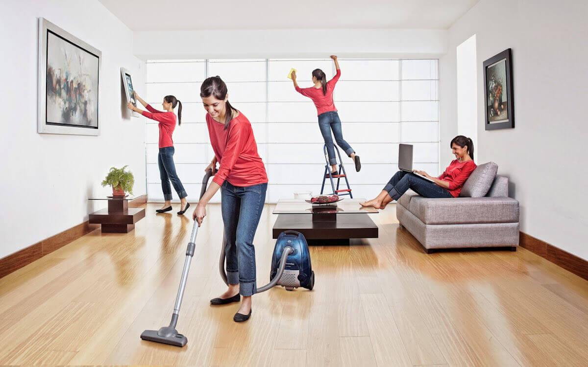 10 Tipps für einen sauberen und ordentlichen Haushalt