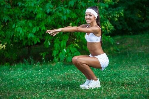 mehr Fitness im Garten