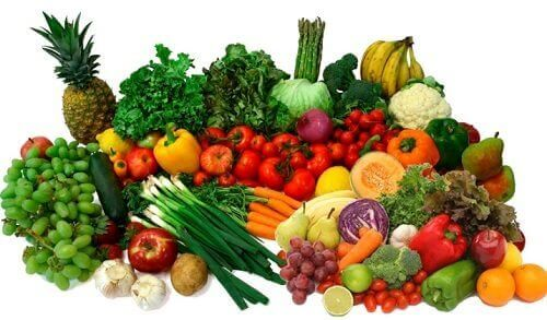 vegane Rohkost