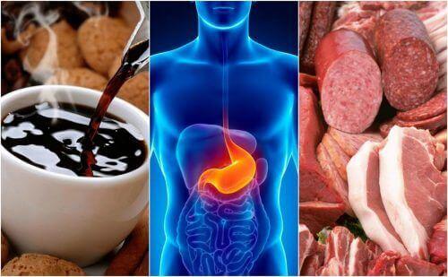8 Lebensmittel, die Sodbrennen verursachen können