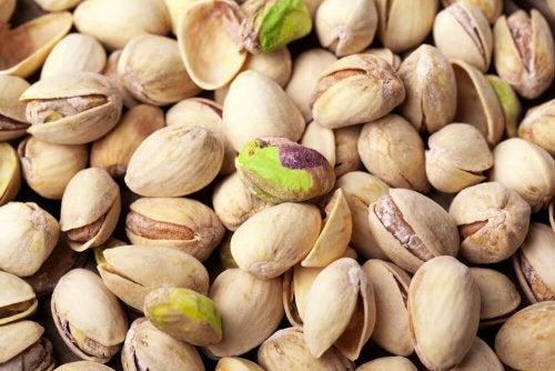 Täglich Pistazien essen wegen harntreibender Wirkung