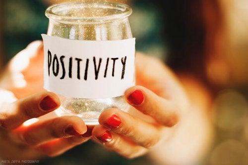 Eine positive Einstellung garantiert nicht für Resultate.