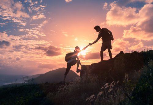 Stärkung deiner Resilienz kann Berge versetzen