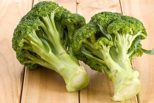 Brokkoli für eine gute kognitive Leistungsfähigkeit