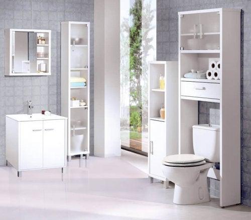 ein sauberes Bad ist ein wichtiger Putztipps