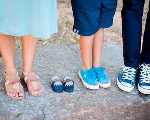 Jeden Tag flache Schuhe – ist das gesund?