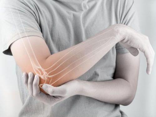 Somatisierung durch Gelenkschmerzen statt Überwindung der Angst