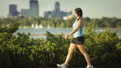 Laufen gegen Nackenschmerzen