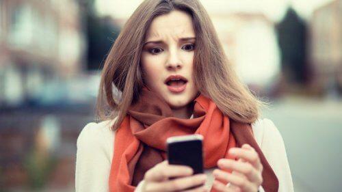 Handy verhindert tiefen Schlaf