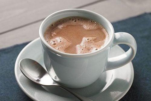 Heiße Schokolade als Hausmittel für Kinder