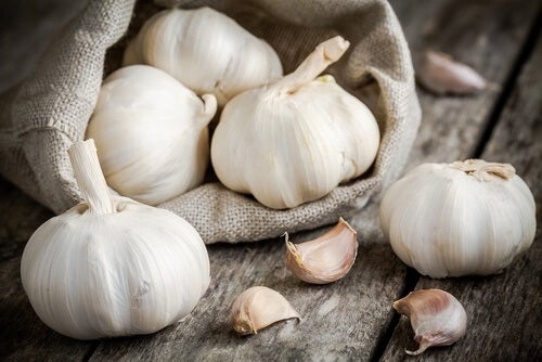 Knoblauch für gesunde Nieren
