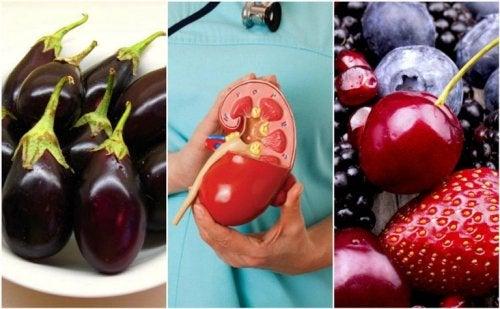 8 Lebensmittel für gesunde Nieren