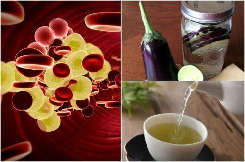 5 natürliche Heilmittel, die den Cholesterinspiegel senken