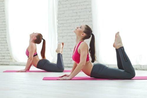 Pilates zur Linderung von Rückenschmerzen