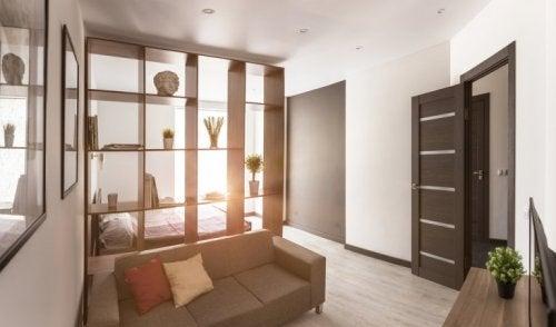 9 dekorative und praktische Raumteiler