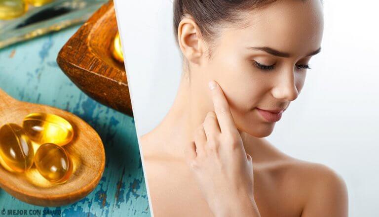 Vitamin-E-Kapseln für schöne Haut – 5 Tipps