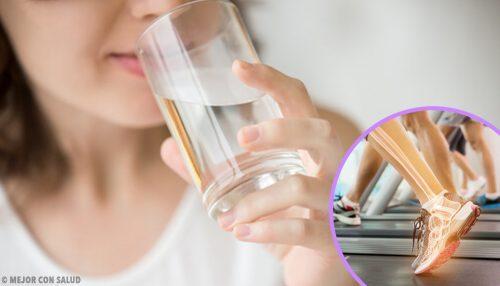 10 Konsequenzen, wenn du zu wenig Wasser trinkst