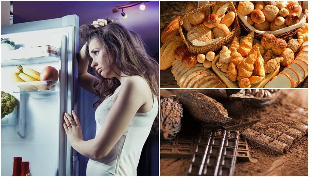 10 Lebensmittel, die du vor dem Schlafengehen nicht essen solltest
